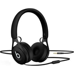 Наушники Beats EP On-Ear Headphones black (ML992ZE/A) наушники apple beats solo2 on ear headphones синий mhbj2ze a