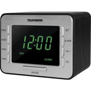 Радиоприемник TELEFUNKEN TF-1508 black/green бритва браун 1508 тип 5597