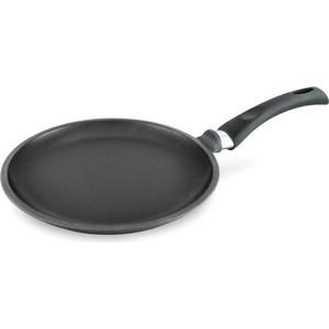Сковорода для блинов d 24 см Нева-Металл Ферра (59224) сковорода гриль d 24 см со съемной ручкой нева металл ферра 54024