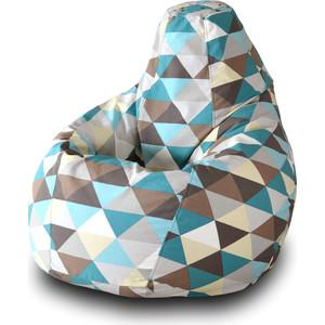Кресло-мешок Груша Пазитифчик РОМБ 05 misterpufik кресло груша xxl премиум ромб 3