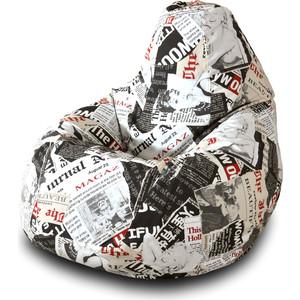 Кресло-мешок Груша Пазитифчик Бьюти 04 мягкие кресла пазитифчик мешок мяч экокожа 90х90