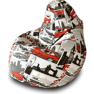 Кресло-мешок Груша Пазитифчик Ягуар 03 кресло мешок груша пазитифчик вояж 03