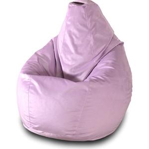 Кресло-мешок Груша Пазитифчик Сиреневый 03 кресло мешок груша пазитифчик беатриче 03