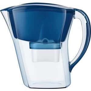 Фильтр-кувшин Аквафор Агат синий фильтр для воды аквафор агат синий 3 8л
