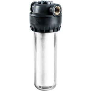 Фильтр предварительной очистки Аквафор Корпус для холодной воды 1/2 прозрачный фильтр предварительной очистки аквафор викинг миди корпус