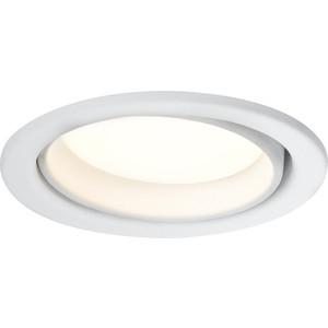 Встраиваемый светодиодный светильник Paulmann 92022 встраиваемый светодиодный светильник paulmann profi window 99497