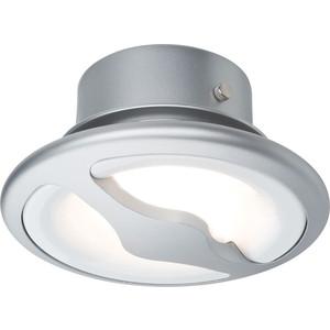 Встраиваемый светодиодный светильник Paulmann 92507 встраиваемый светодиодный светильник paulmann whirl 92907
