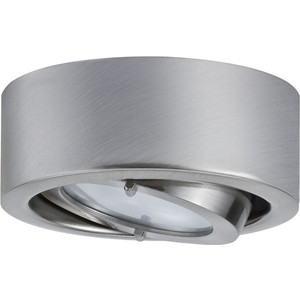 Мебельный накладной поворотный светильник Paulmann 93507 степлер мебельный gross 41001