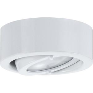 Мебельный накладной поворотный светильник Paulmann 93509 накладной светильник paulmann 70688