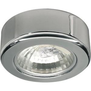 Мебельный накладной светильник Paulmann 98436 мебельный накладной светильник paulmann 98631