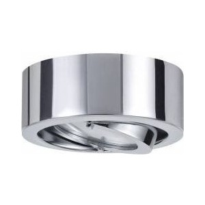 Мебельный накладной поворотный светильник Paulmann 93511 степлер мебельный gross 41001