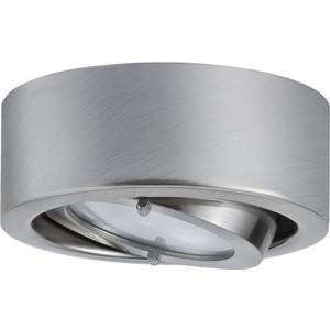 Мебельный накладной поворотный светильник Paulmann 93512 степлер мебельный gross 41001