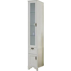 Шкаф-пенал Акватон Идель левый дуб верди (1A198003IDM9L) мягкая мебель идель где в мурманске