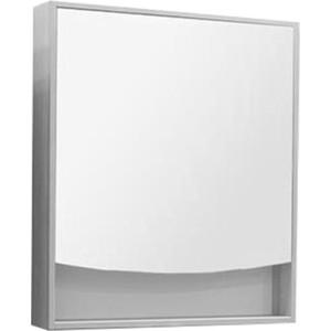 Шкаф-зеркало Акватон Инфинити 76 белый глянец (1A192102IF010) aquaton инфинити левый 1a192303if01l белый