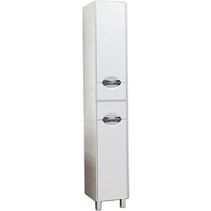 Шкаф-пенал Акватон Юта 80 белый/ясень фабрик (1A203403UTAV0)