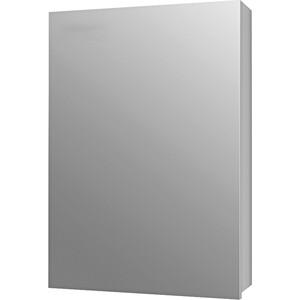 Шкаф зеркальный Dreja Almi 50 (99.9008) белый пенал высокий береза lafutura dreja 94457
