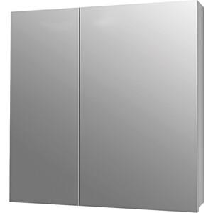 Шкаф зеркальный Dreja Almi 70 (99.9010) белый пенал высокий береза lafutura dreja 94457