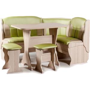 Набор мебели для кухни Бител ОРХИДЕЯ -КОМБИ (ясень, С.-105 + С.-101, ясень)