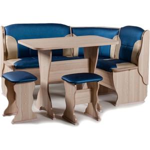 Набор мебели для кухни Бител ОРХИДЕЯ -КОМБИ (ясень, Т.эф.-114 + С.-101, ясень)