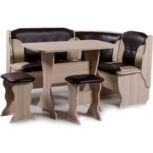 Набор мебели для кухни Бител ОРХИДЕЯ -КОМБИ (ясень, С.-221 + С.-101, ясень)