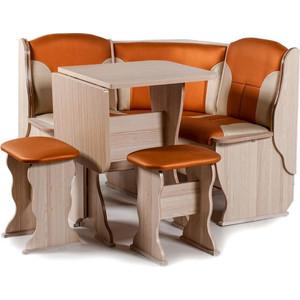Набор мебели для кухни Бител НАРЦИСС -КОМБИ (ясень, С.-120+С.-101, ясень)