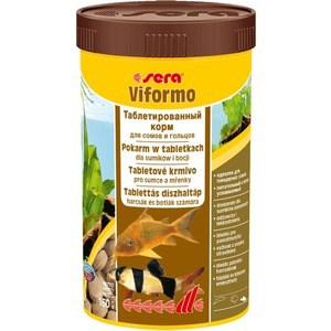 Корм SERA VIFORMO Tablet Staple Food for All Bottom Fish таблетки для панцирных сомов и гольцов 250мл (700таб) 1000g 98% fish collagen powder high purity for functional food