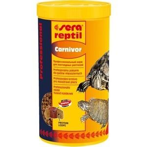 Корм SERA REPTIL Professional Carnivor Professional Food for Carnivorous Reptiles гранулы для плотоядных рептилий 1л (330г) пудовъ мука ржаная обдирная 1 кг