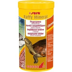 Подкормка SERA RAFFY MINERAL Carnivor Sticks Food Suplement палочки с минералами для плотоядных черепах 1л (250г) 1 pair boxing training sticks target mma precision training sticks punching reaction target muay thai grappling jujitsu tools