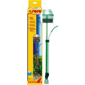 Грунтоочиститель SERA PRECISION GRAVEL CLEANER для аквариумов лампа sera precision tropic sun royal люминесцентная т8 25вт 75см для аквариумов