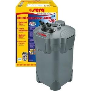 Фильтр SERA PRECISION SERA fil BIOACTIVE 400 + UV External Filter внешний c УФ-стерилизатором для воды в аквариуме до 400л