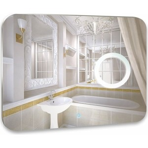 Зеркало Niagara Elegant LED 800х600 (ЗЛП23) зеркало niagara bavaria led 800x600 злп04
