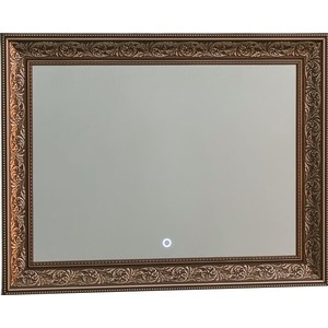 Зеркало Niagara Prestige LED 830x640 (ЗЛП11) зеркало niagara bavaria led 800x600 злп04