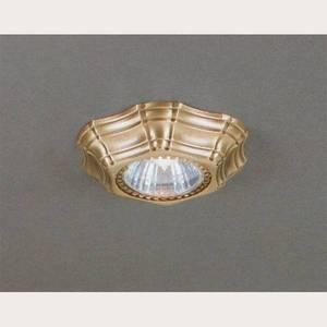 Точечный светильник Reccagni Angelo SPOT 1096 Oro встраиваемый точечный светильник спот spot 1082 oro золото reccagni angelo рекани анжело