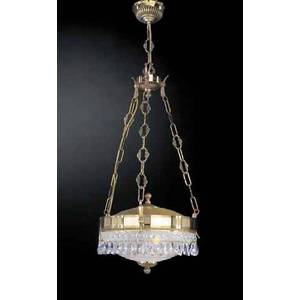 Подвесной светильник Reccagni Angelo L 6110/2 люстра reccagni angelo l 6110 3