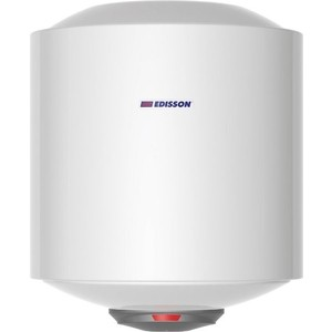 Электрический накопительный водонагреватель EDISSON ER 50 V водонагреватель edisson viva 5500