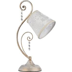Фото - Настольная лампа Freya FR2406-TL-01-WG настольная лампа maytoni mod431 tl 01 wg