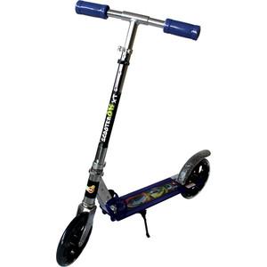 Самокат BabyHit ScooterOK XT Синий самокат babyhit scooterok plus зеленый
