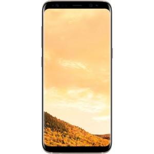 Смартфон Samsung Galaxy S8+ SM-G955F 64Gb жёлтый топаз смартфон samsung galaxy s6 edge sm g925f 64gb white белый