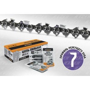 Фотография товара цепь пильная Rezer Super LPX-8-1,3-76 0,325'' 1,3мм 76 звеньев (659211)