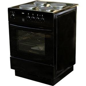 Электрическая плита ЗВИ 417 черная