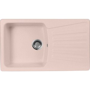 Кухонная мойка AquaGranitEx M-12 840х490 розовый (M-12 (315)) sturman f36050 m