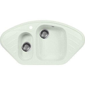 Кухонная мойка AquaGranitEx M-14 950х500 салатовый (M-14 (303)) 50 303 14