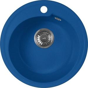 Кухонная мойка AquaGranitEx M-45 440х440 синий (M-45 (323)) шина yokohama parada spec x pa02 245 45 r20 99v