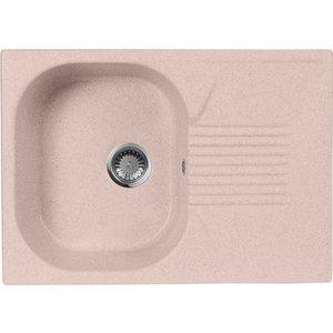Кухонная мойка AquaGranitEx M-70 690х490 розовый (M-70 (315)) freeshipping 7mbr15sa120 7mbr15sa120 70