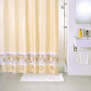 Штора для ванной Milardo Fresco 180x200 см (SCMI013P) штора для ванной milardo leaf 180x200 см scmi084p