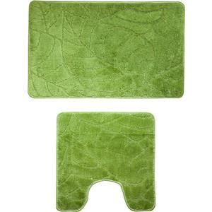 Набор ковриков для ванной Milardo Summer heights 50x80 и 50x50 см (500PA58M13) milardo amur amusb00m01