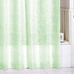 Штора для ванной Milardo Leaf 180x200 см (SCMI084P) leaf print ruffle hem cami pajama set