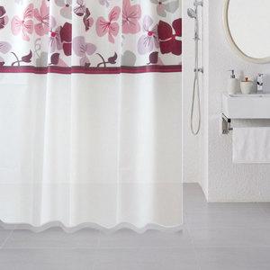 где купить Штора для ванной Milardo Nemesia 180x180 см (501V180M11) по лучшей цене