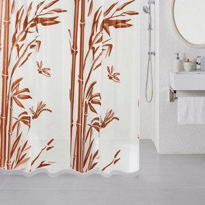 Штора для ванной Milardo Bamboo 180x180 см (511V180M11)
