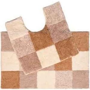 Фотография товара набор ковриков для ванной IDDIS Hopscotch 50x80 и 50x50 см (460M580i13) (659781)